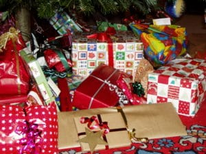 Christmas Gift Wrapping Station.Free Gift Wrapping At Wpl Wellington Public Library